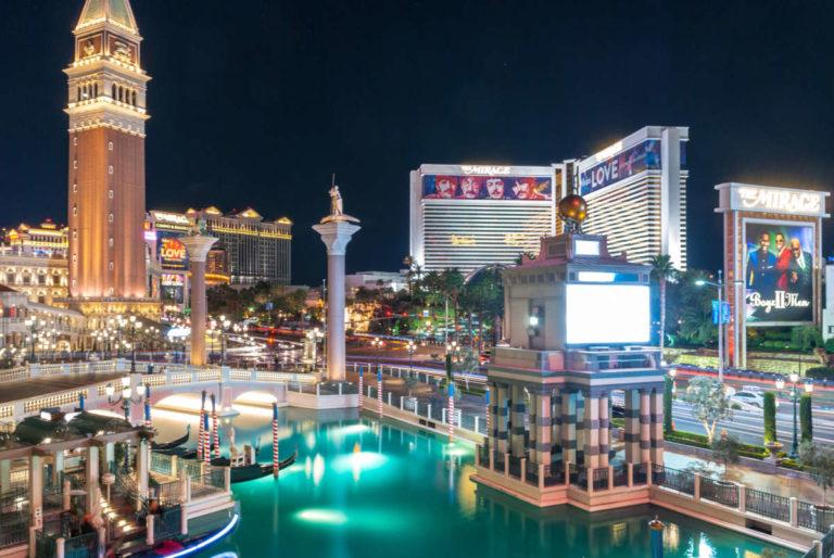 Les meilleures attractions touristiques à voir à Las Vegas