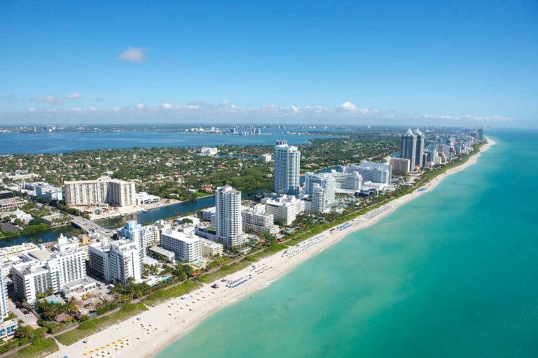 Les 3 principaux quartiers pour les voyageurs à Miami Beach